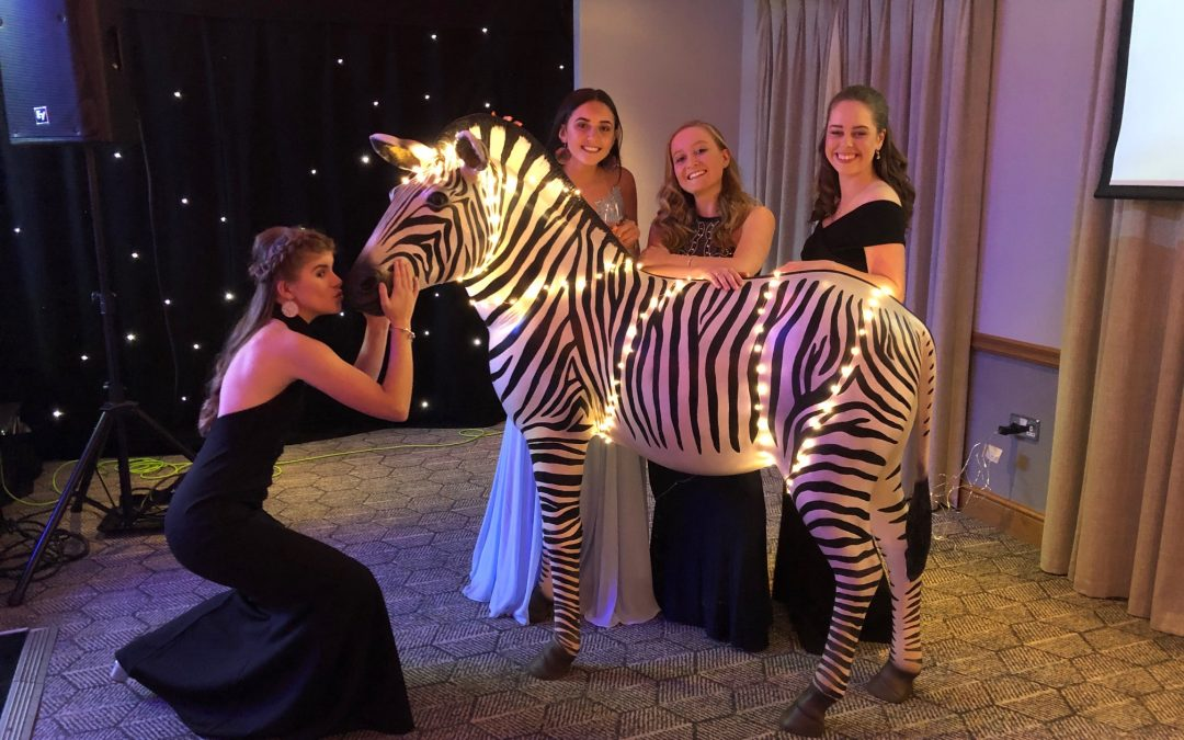 Roaring success at the Really Wild Ball